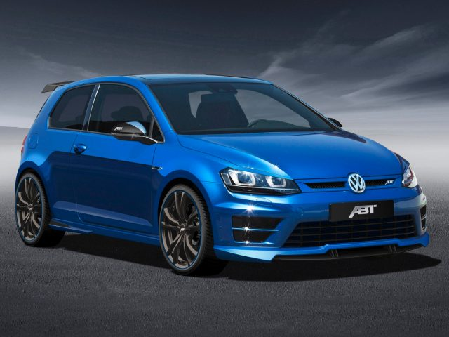 Volkswagen Golf R (2014) - ABT