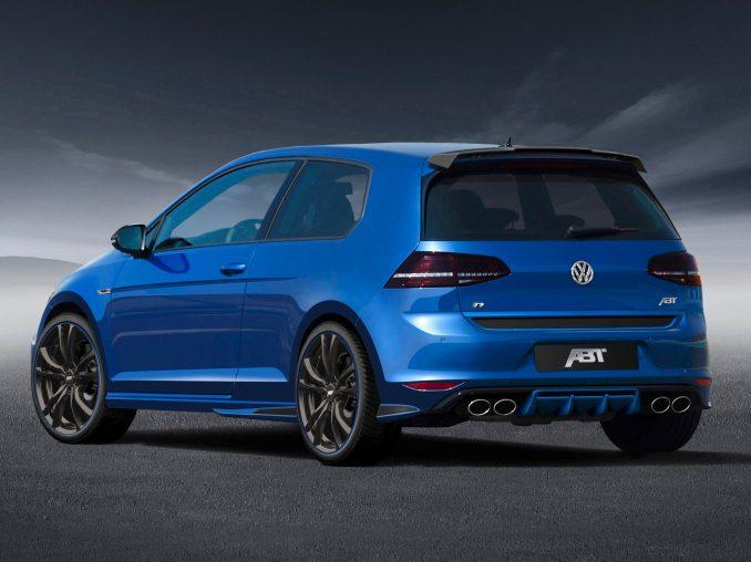 Volkswagen Golf R (2014) - ABT