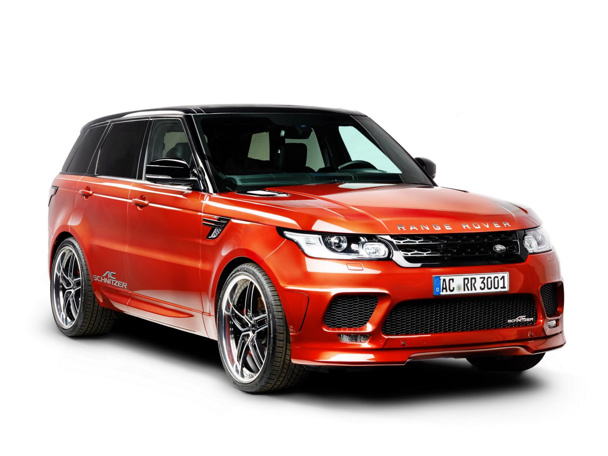 2014 AC Schnitzer - Range Rover Sport