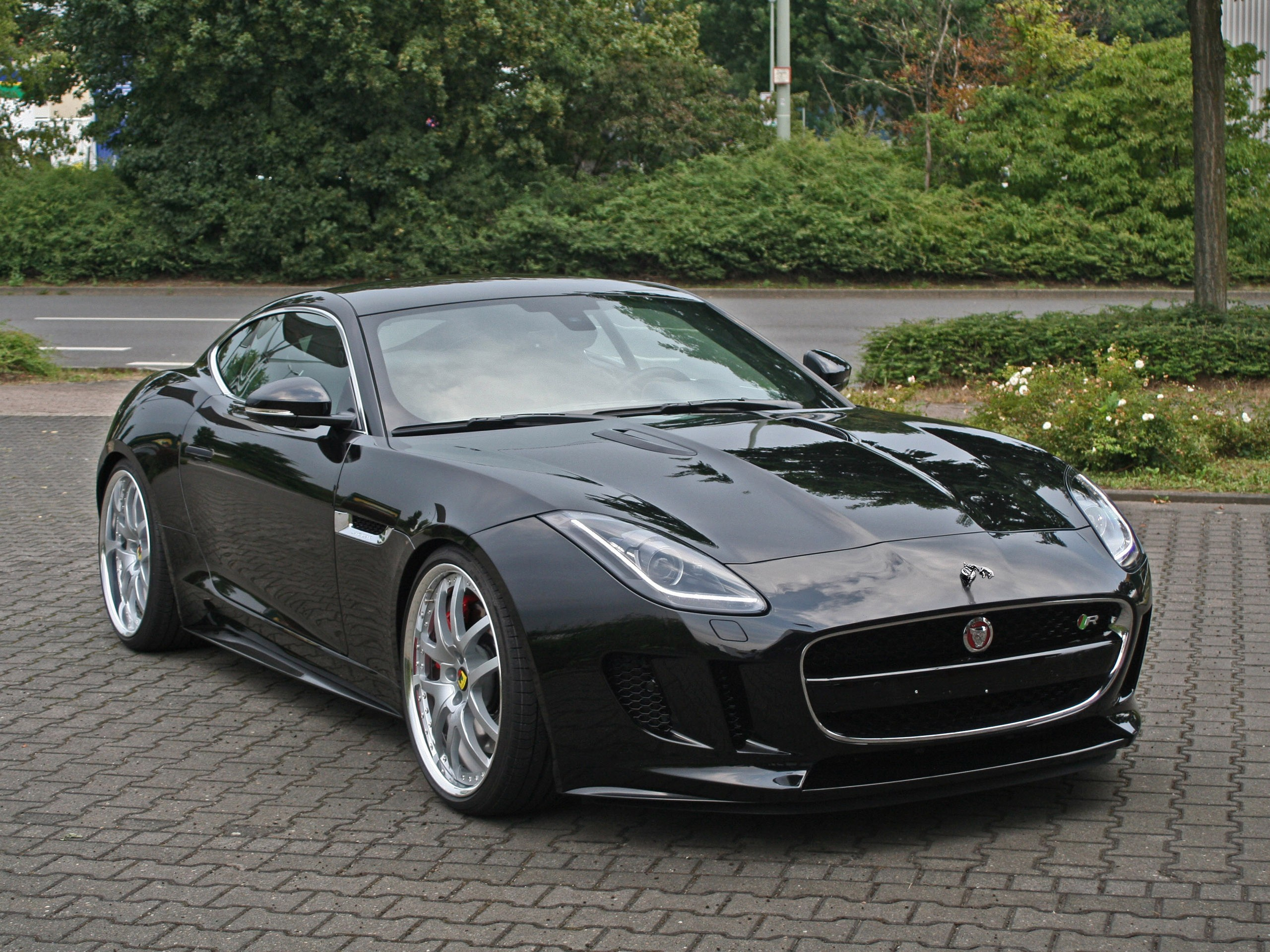 2014 Arden Jaguar F-Type R Coupe