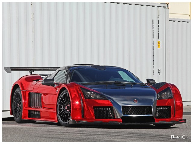 "2014 Gumpert Apollo S - 2M Designs ""Ironcar"""