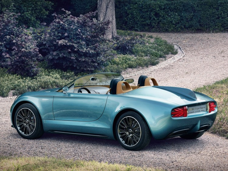 2014 Mini Superleggera Vision by Touring
