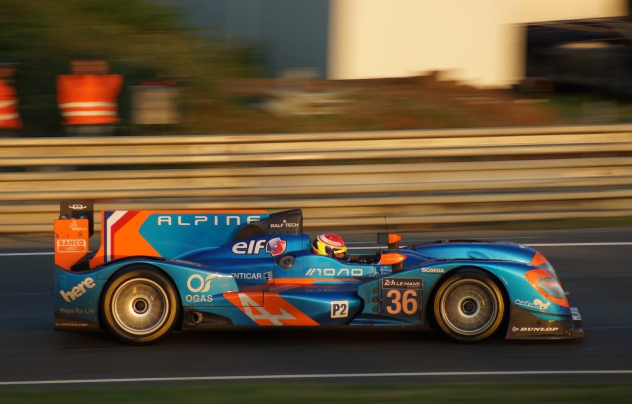 24 H du Mans 2014 - Alpine A450