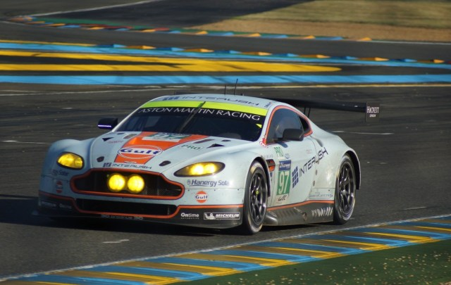 24 H du Mans 2014 - Aston Martin Vantage