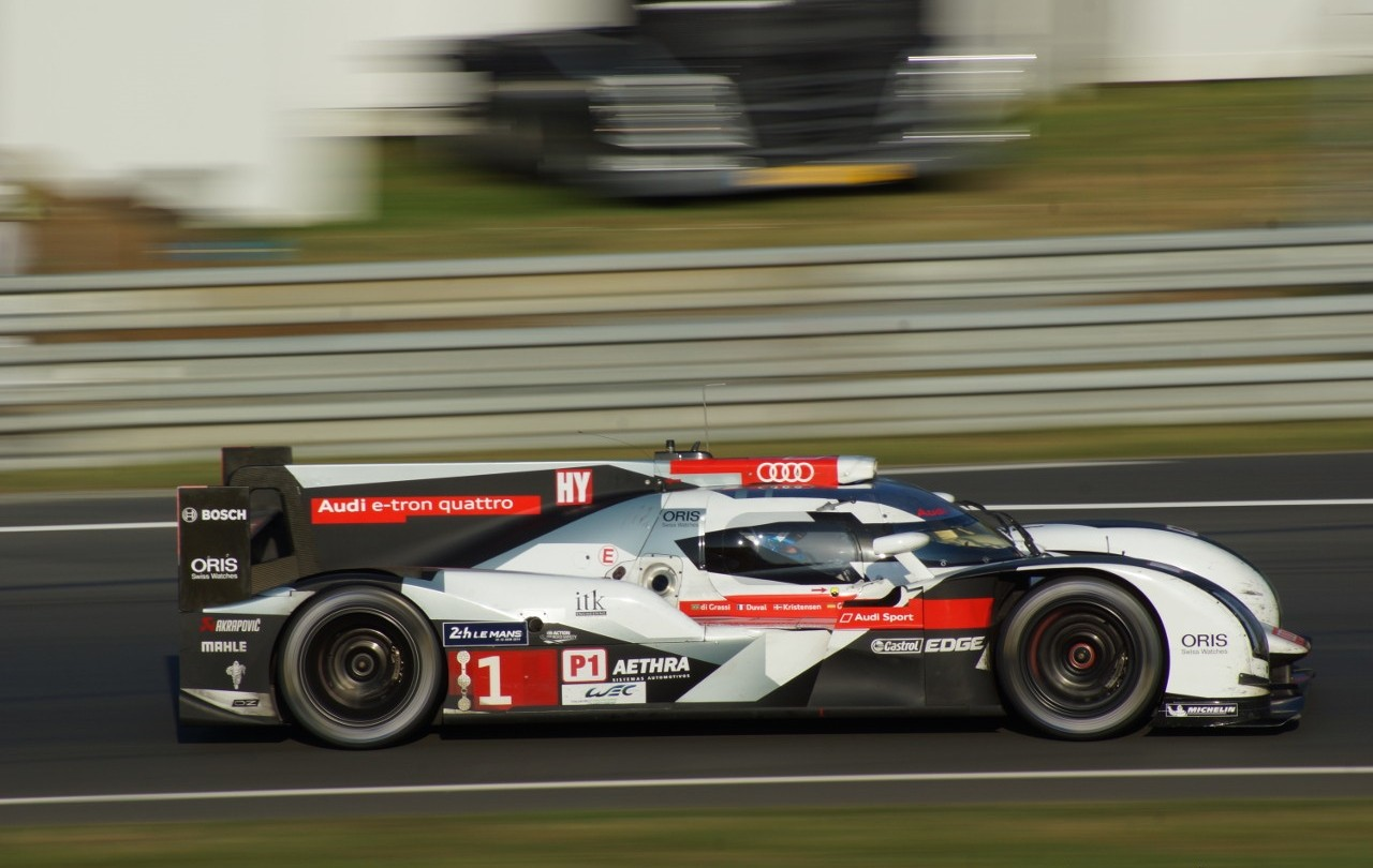 24 H du Mans 2014 - Audi R18 e-tron Quattro