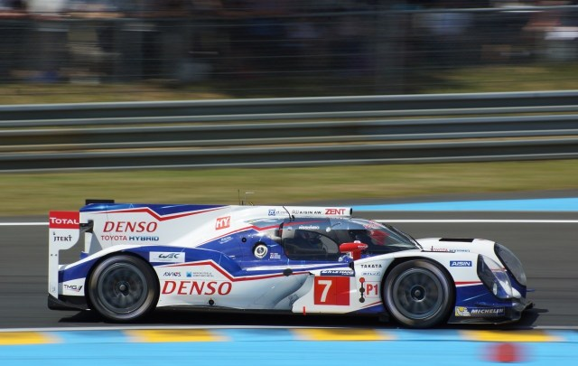 24 H du Mans 2014 - Toyota TS040 Hybrid