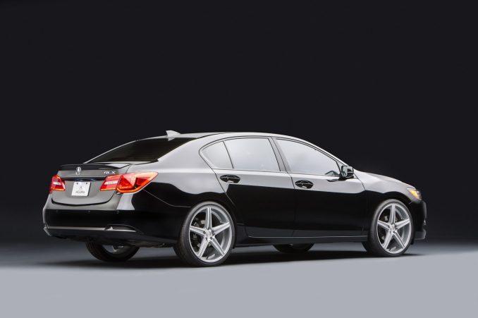 2014 Acura RLX Urban Luxury Sedan