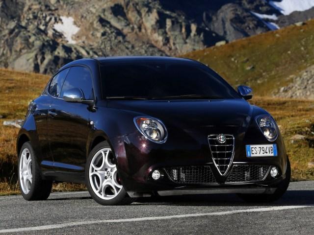 2014 Alfa-Romeo Mito