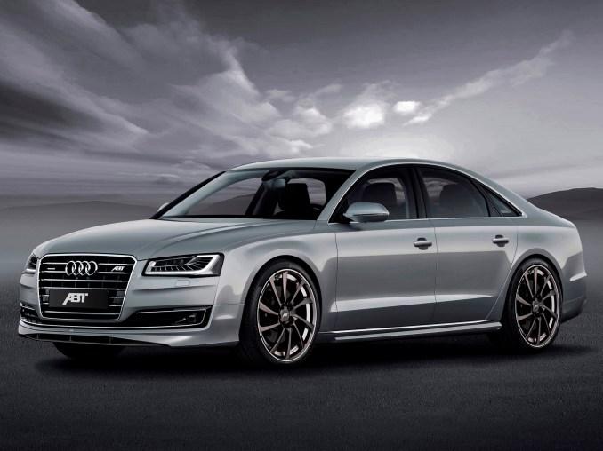 Audi A8 AS8 D4 (2015) - ABT