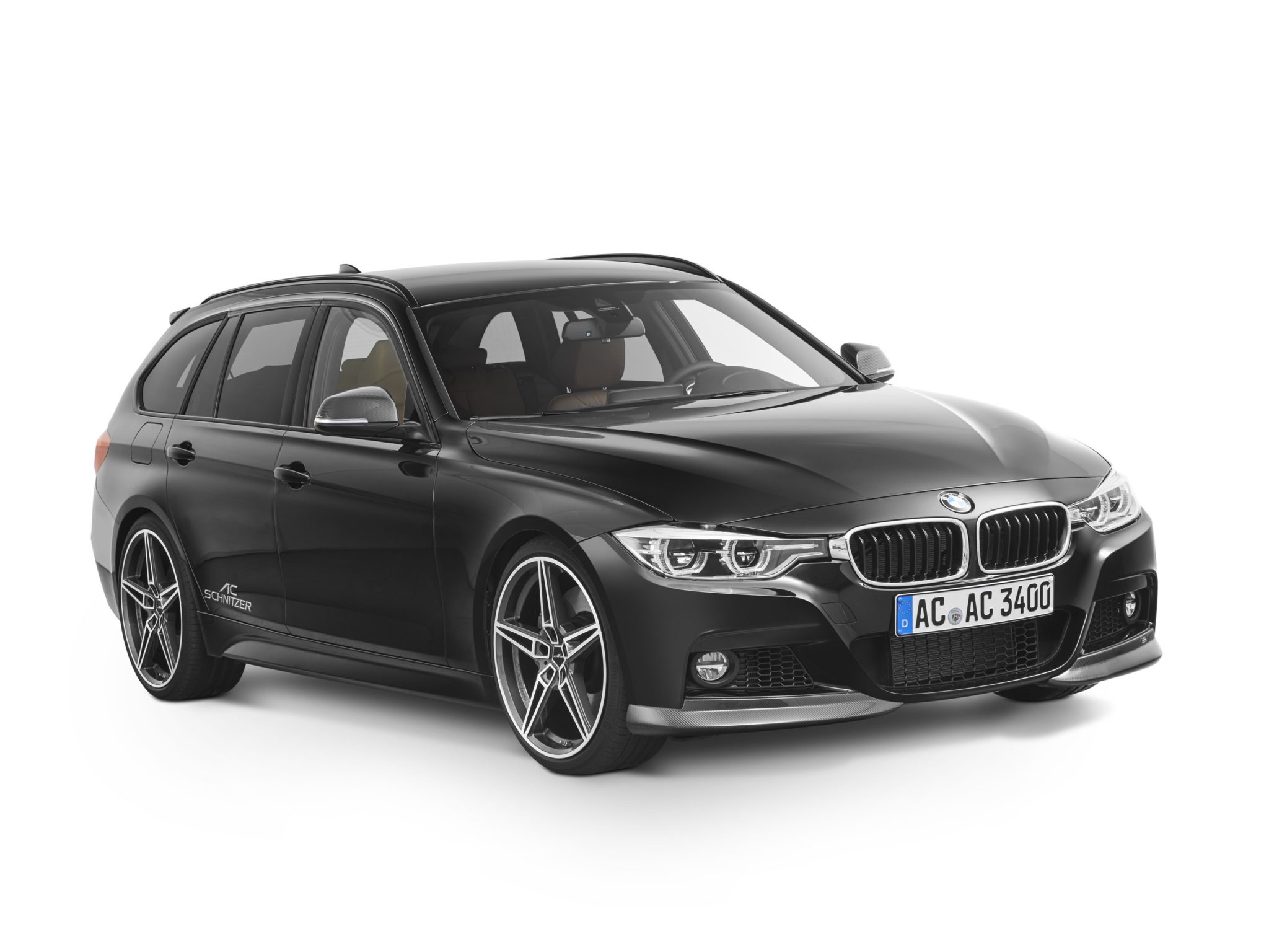 2015 AC Schnitzer - Bmw 3 Series ACS3 Touring F31