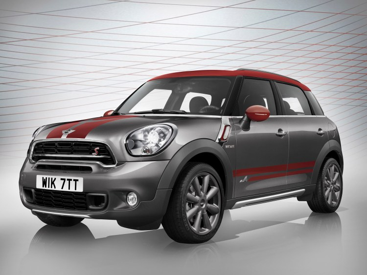 2015 Mini Cooper Countryman Park Lane R60