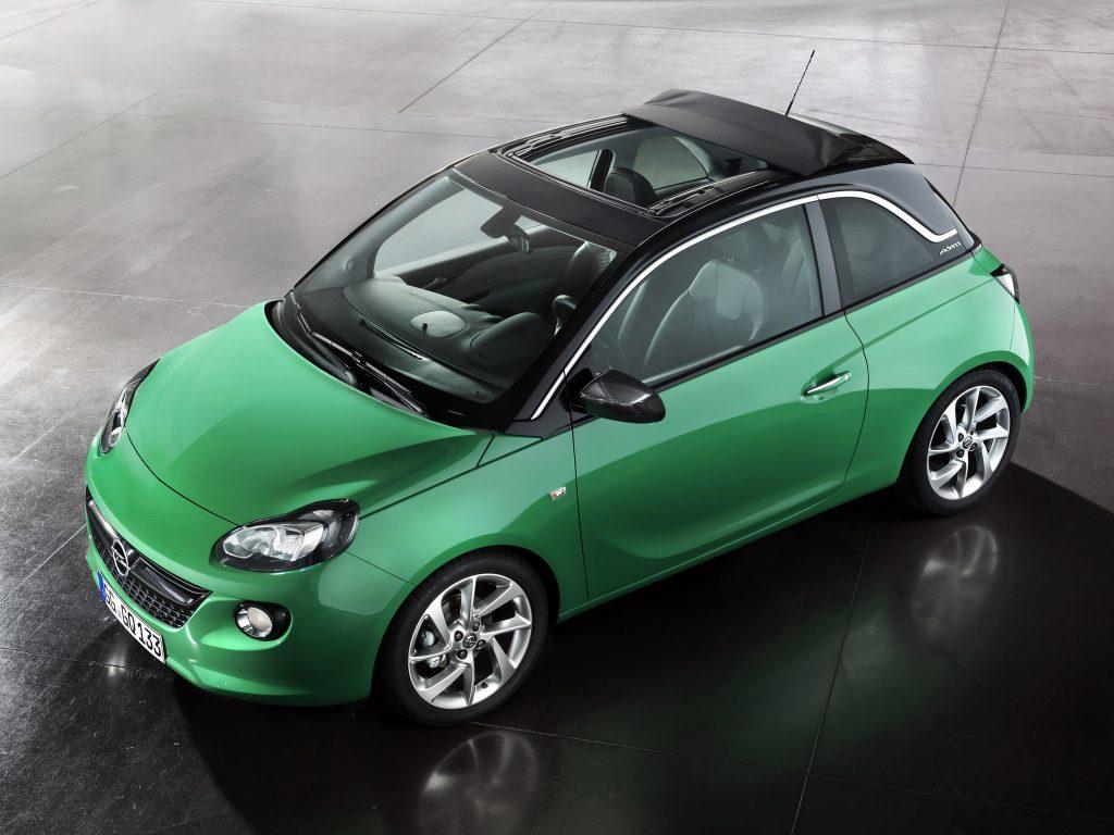 2015 Opel Adam Swing Top