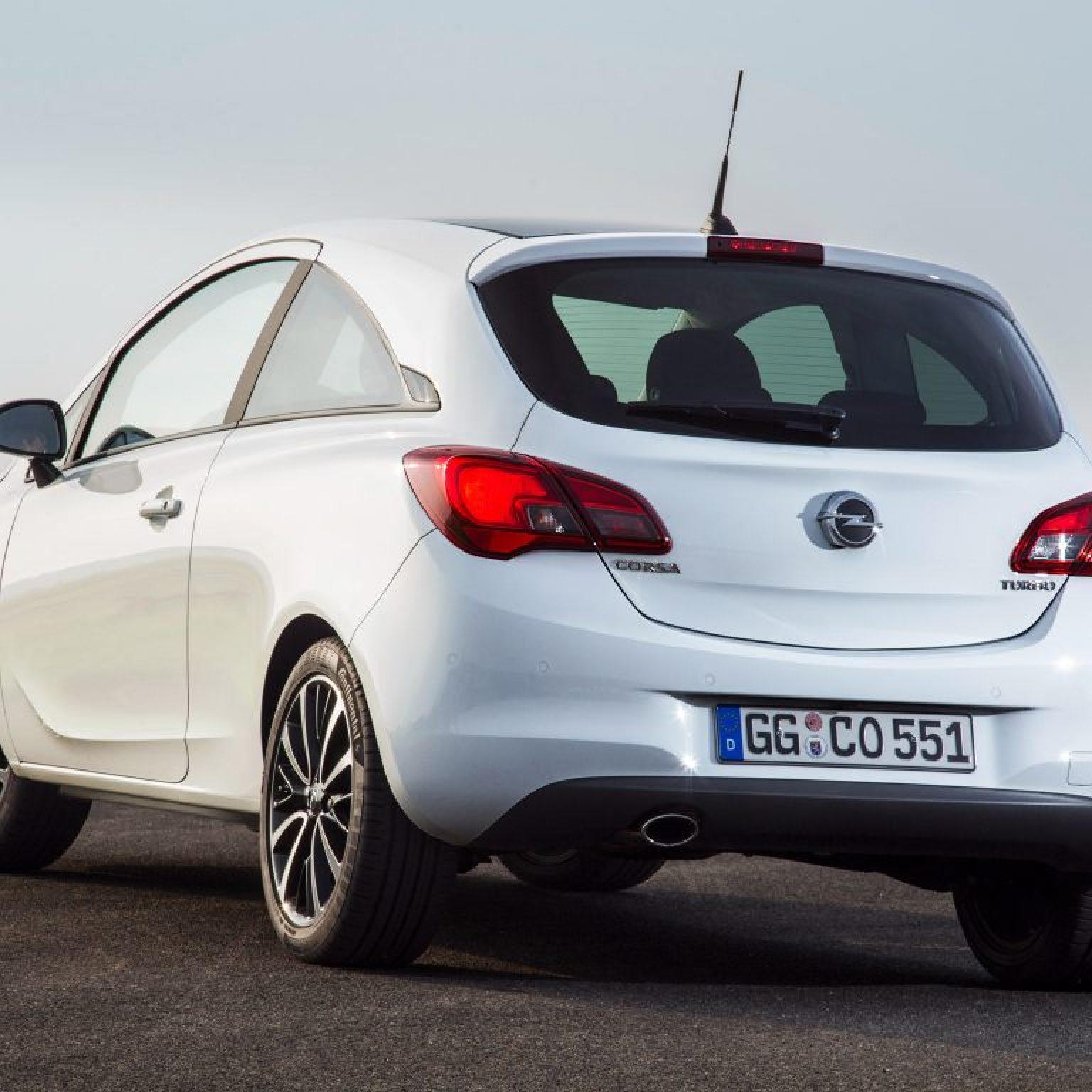 2015 Opel Corsa Color Edition 3 Portes