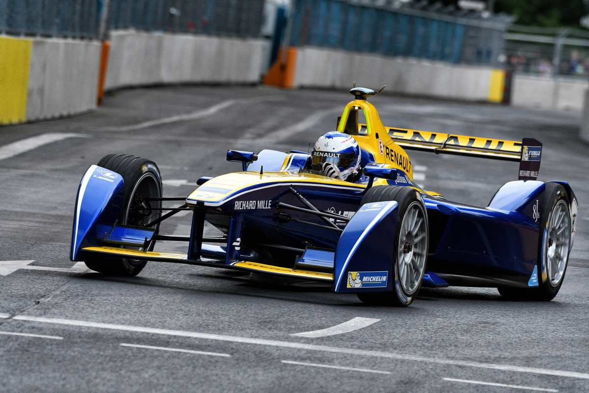 2016 Formule E ePrix Berlin