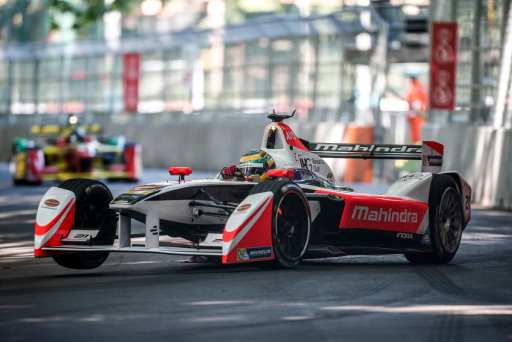 Formule ePrix Londre 2016