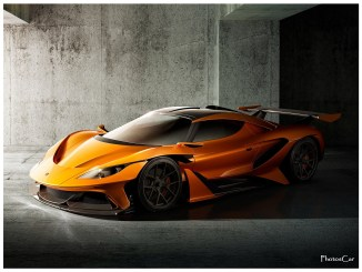 2016 Gumpert Apollo Arrow