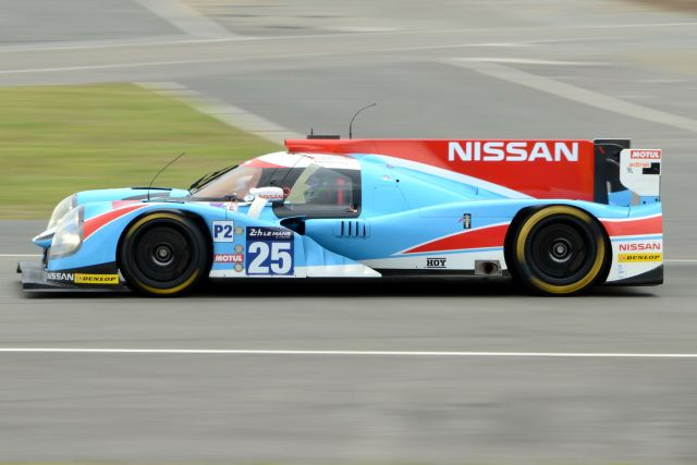 24 H du Mans 2016 - Ligier JS P2 Nissan Team Algarve Pro-Racing