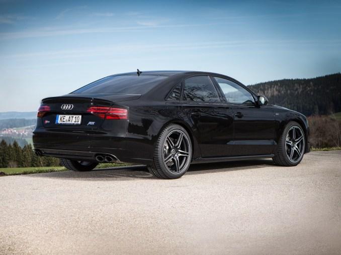 Audi S8 Plus D4 (2016) - ABT