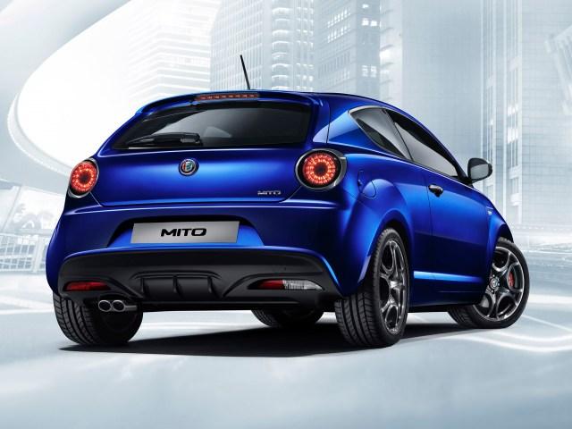 2016 Alfa Mito Veloce