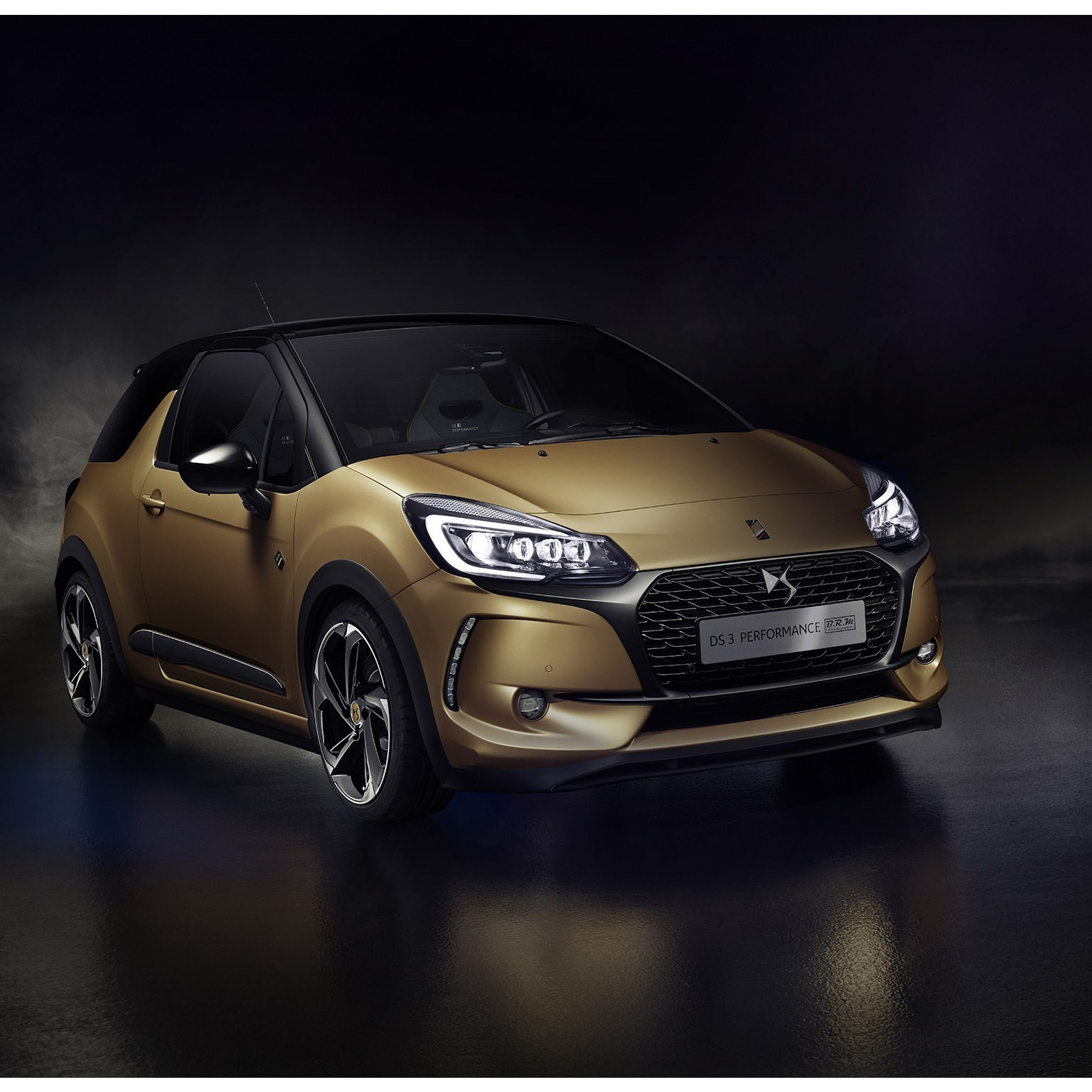 2016 DS 3 Performance BRM Chronographes