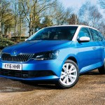 2016 Skoda Fabia Colour Edition