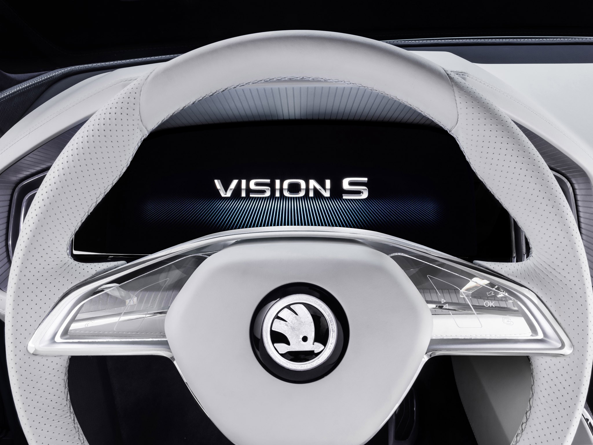 2016 Skoda Visions Concept
