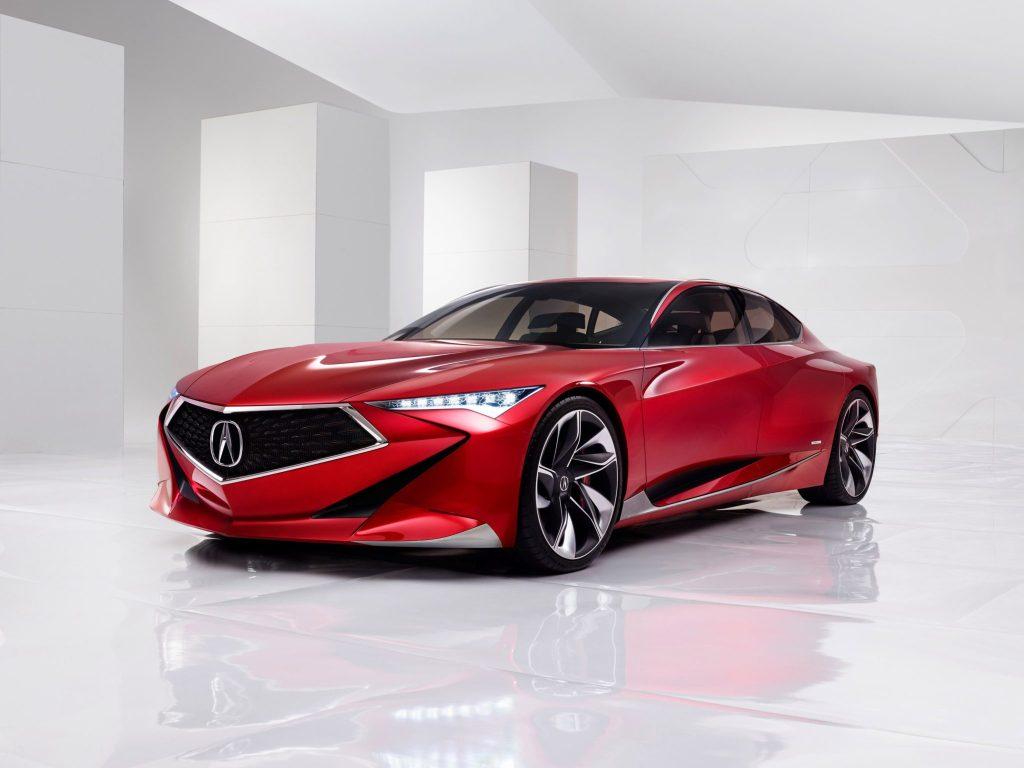 Acura Precision Concept (2016)
