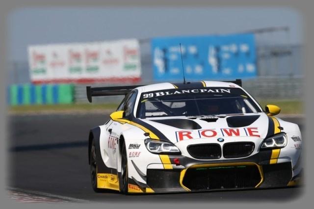 2017 Blancpain GT Series - BMW M6 GT3