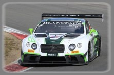 2017 Blancpain GT Series - Bentley Continantal GT3