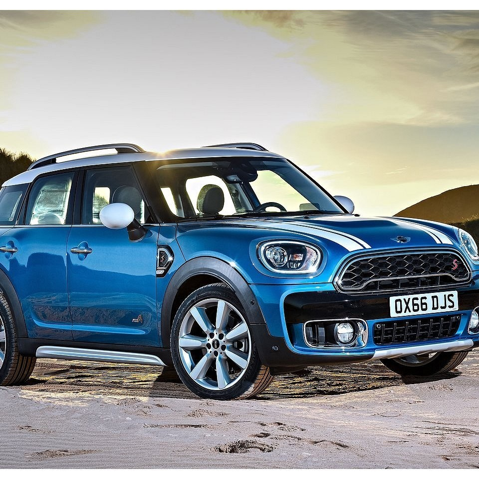 2017 Mini Countryman Hybride Rechargeable