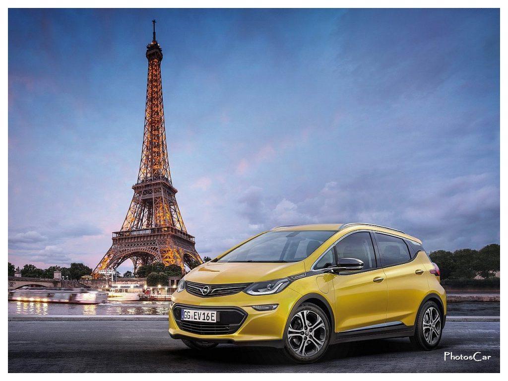 2017 Opel Ampera-e Electrique