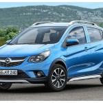 2017 Opel Karl Rocks