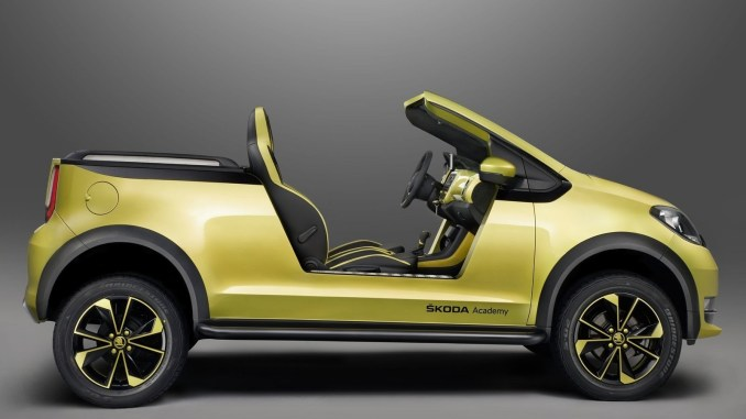 Skoda Element Concept 2017