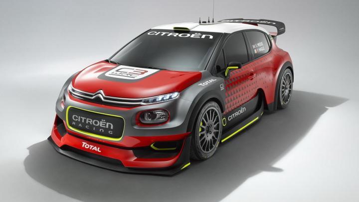 Citroen C3 WRC 2017 – Rallye WRC Citroen C3 – Nouvelle C3 WRC