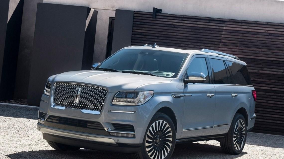 Lincoln Navigator 2018: la quatrième génération du VUS