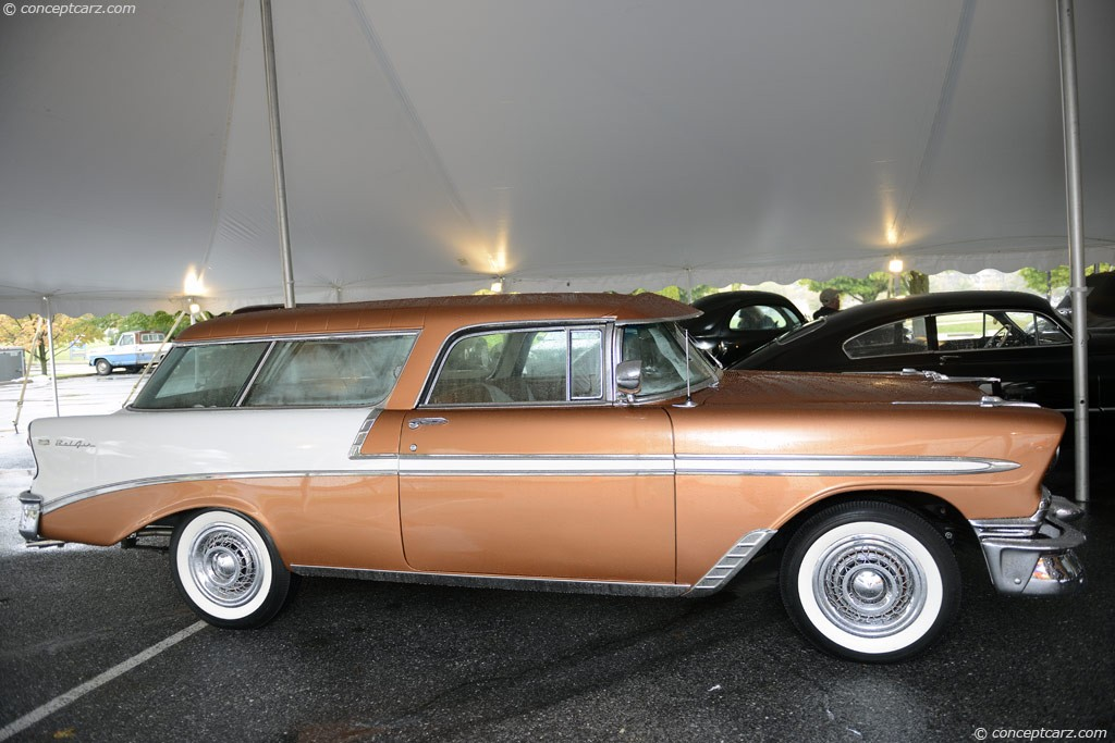 1956 Chevy Bel Air Nomad DV 13 RMH