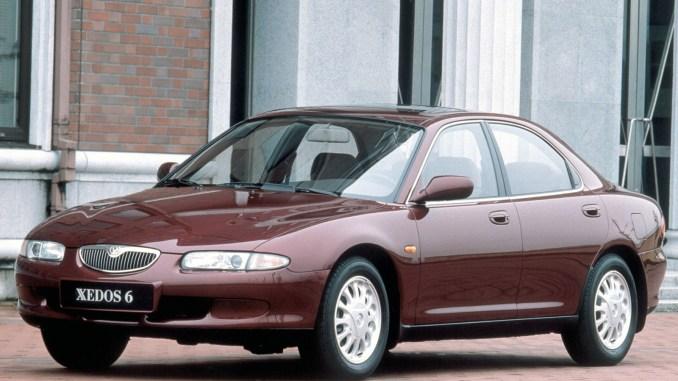 1992 Mazda Xedos 6