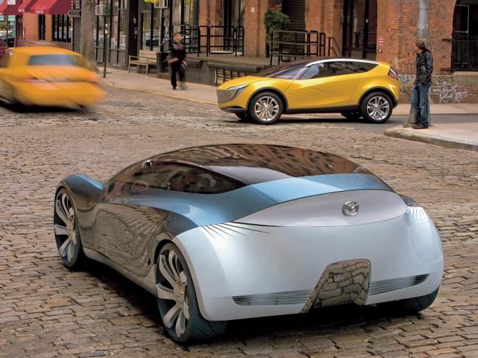 2007 Mazda Nagare