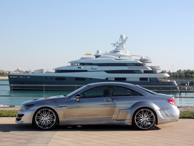 2009 Asma Design Mercedes CL65 Phantasma C216