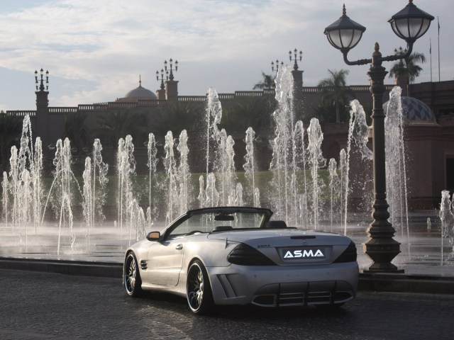2009 Asma Design Mercedes SL Sport Edition R230
