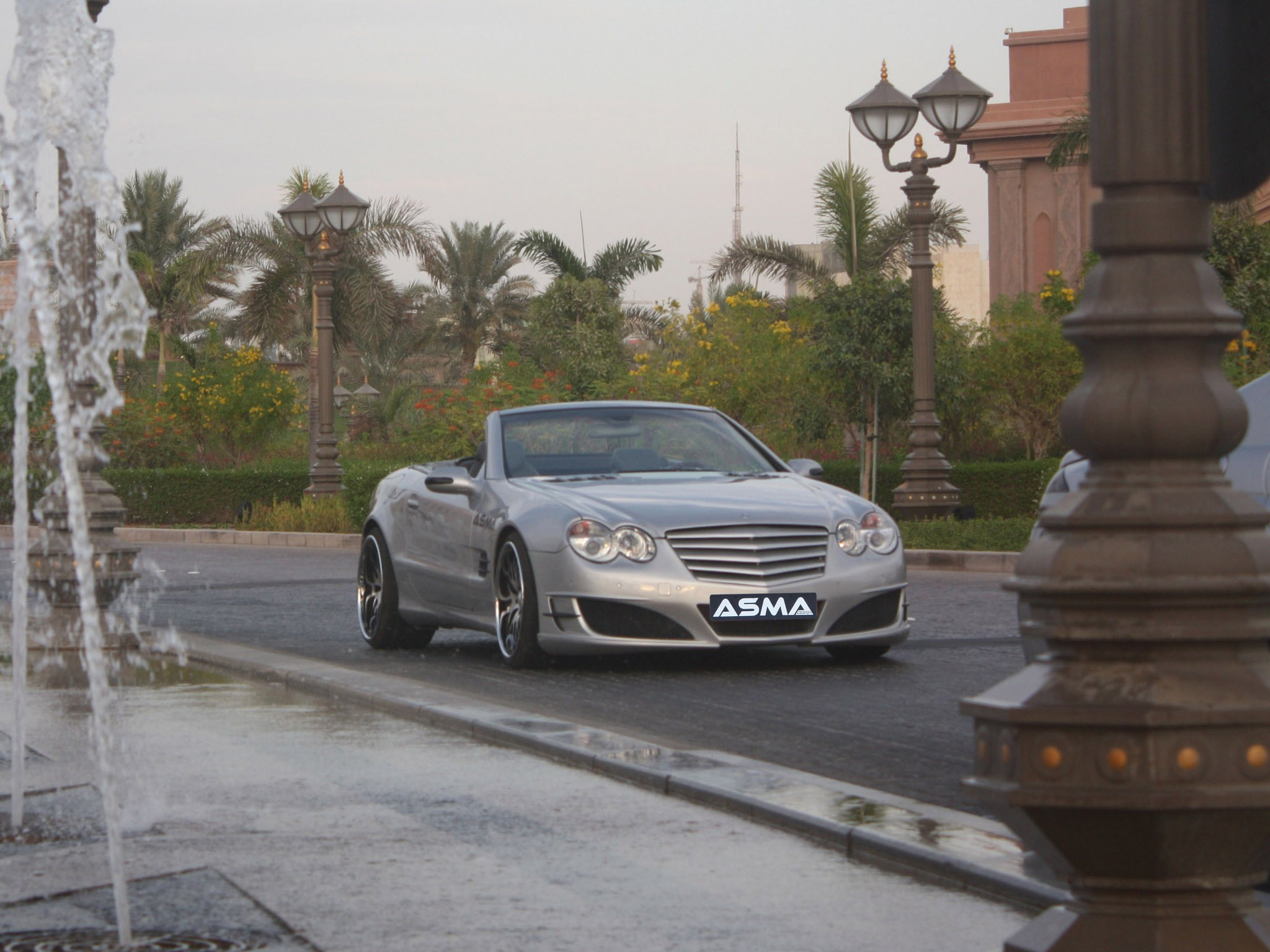 2009 Asma Design Mercedes SL Sport Edition R230