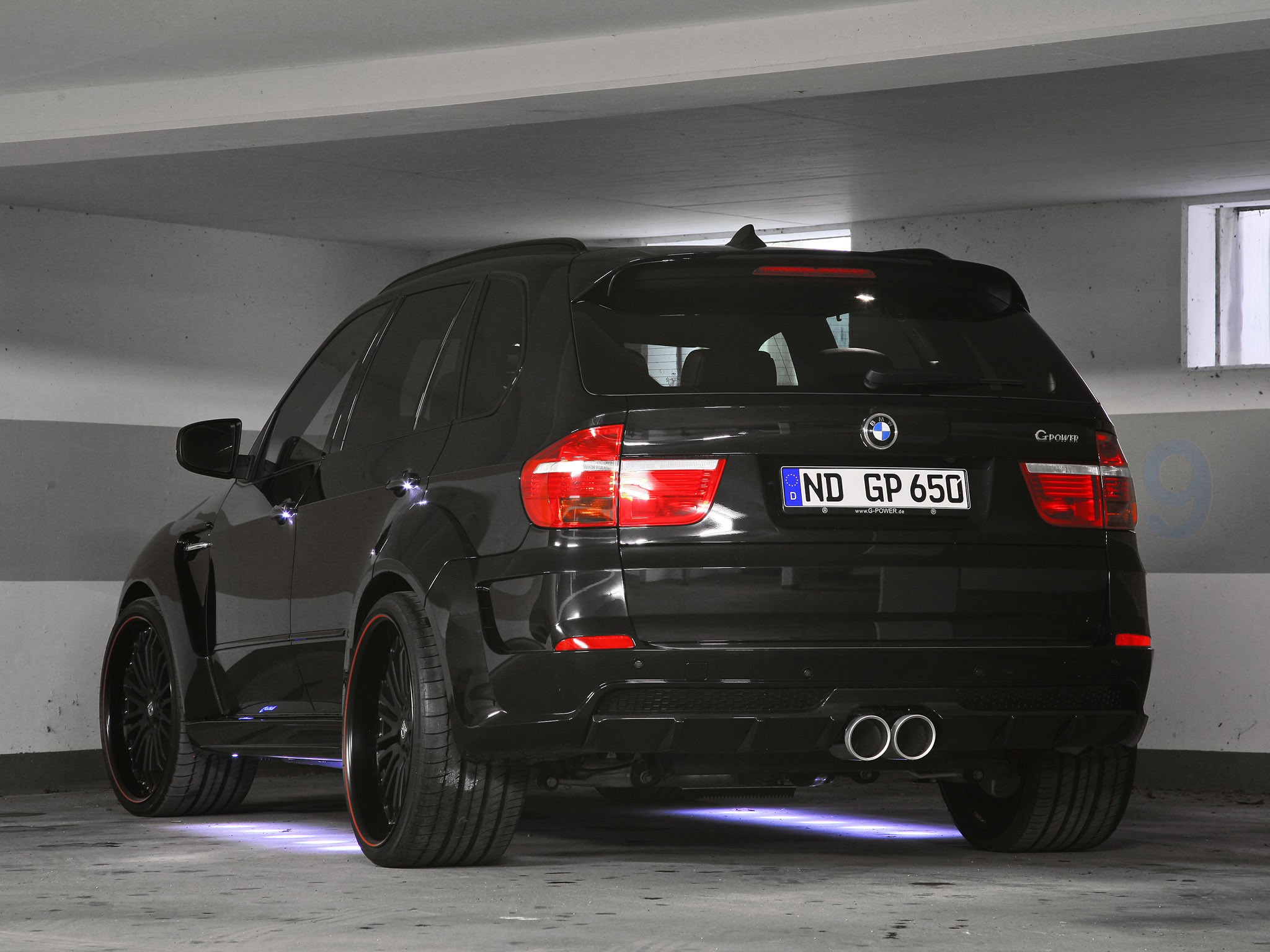 2010 G-power - Bmw X5 M Typhoon