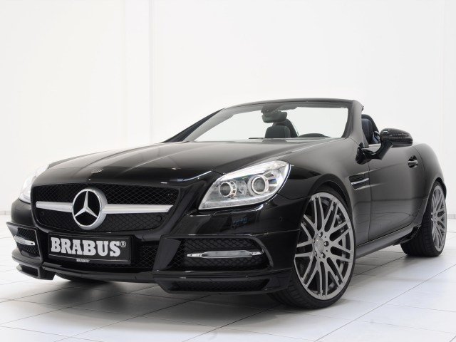 2011 Brabus Mercedes SLK