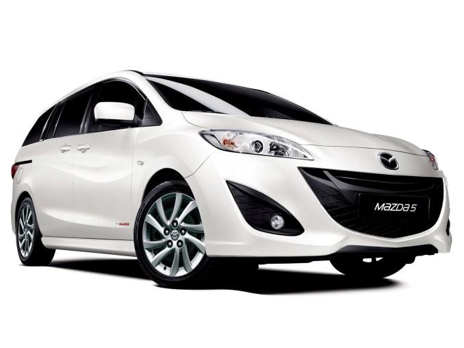 2011 Mazda5 GT M-Line