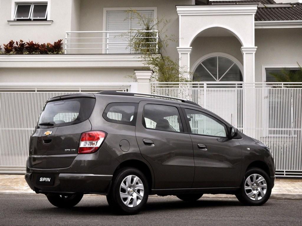 2012 Chevrolet Spin