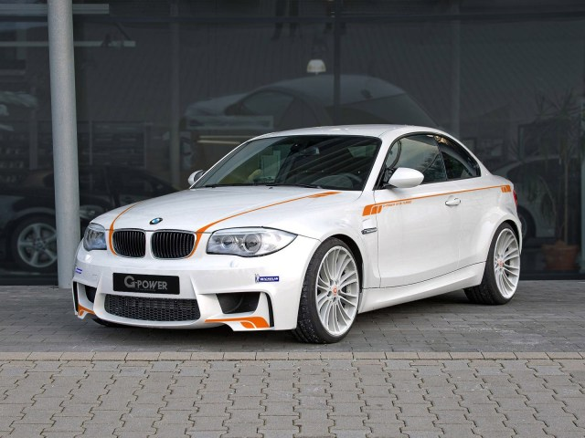 2012 G-Power - Bmw 1M Coupe