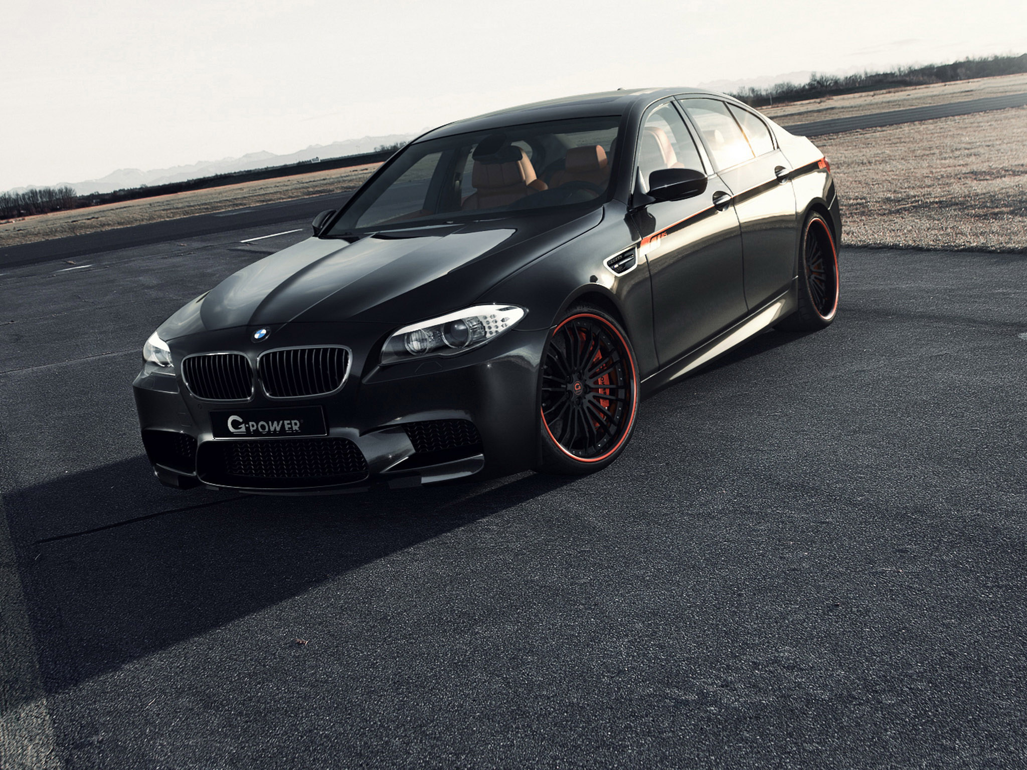 2012 G-Power - Bmw M5 F10