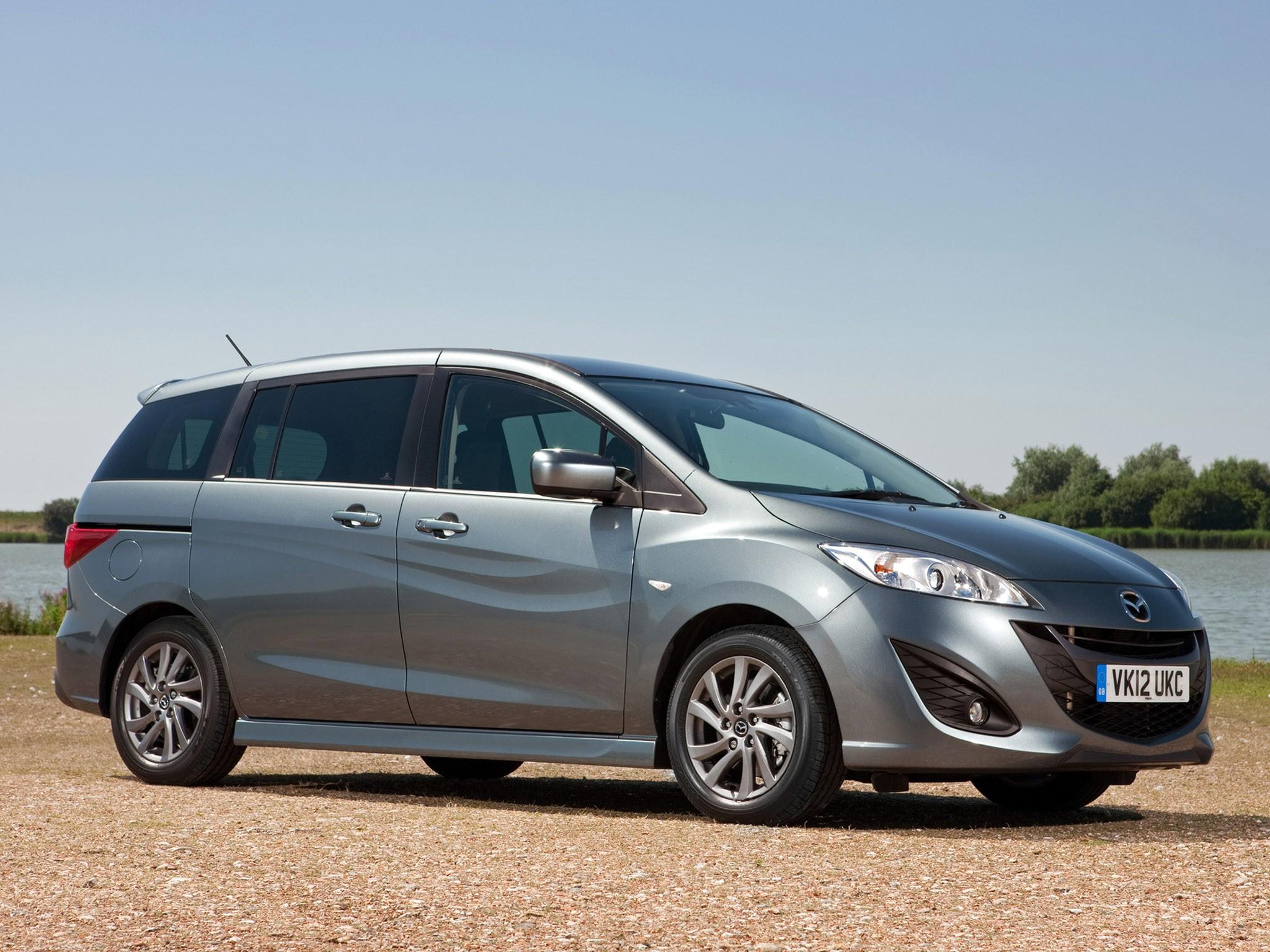 2012 Mazda 5 Venture