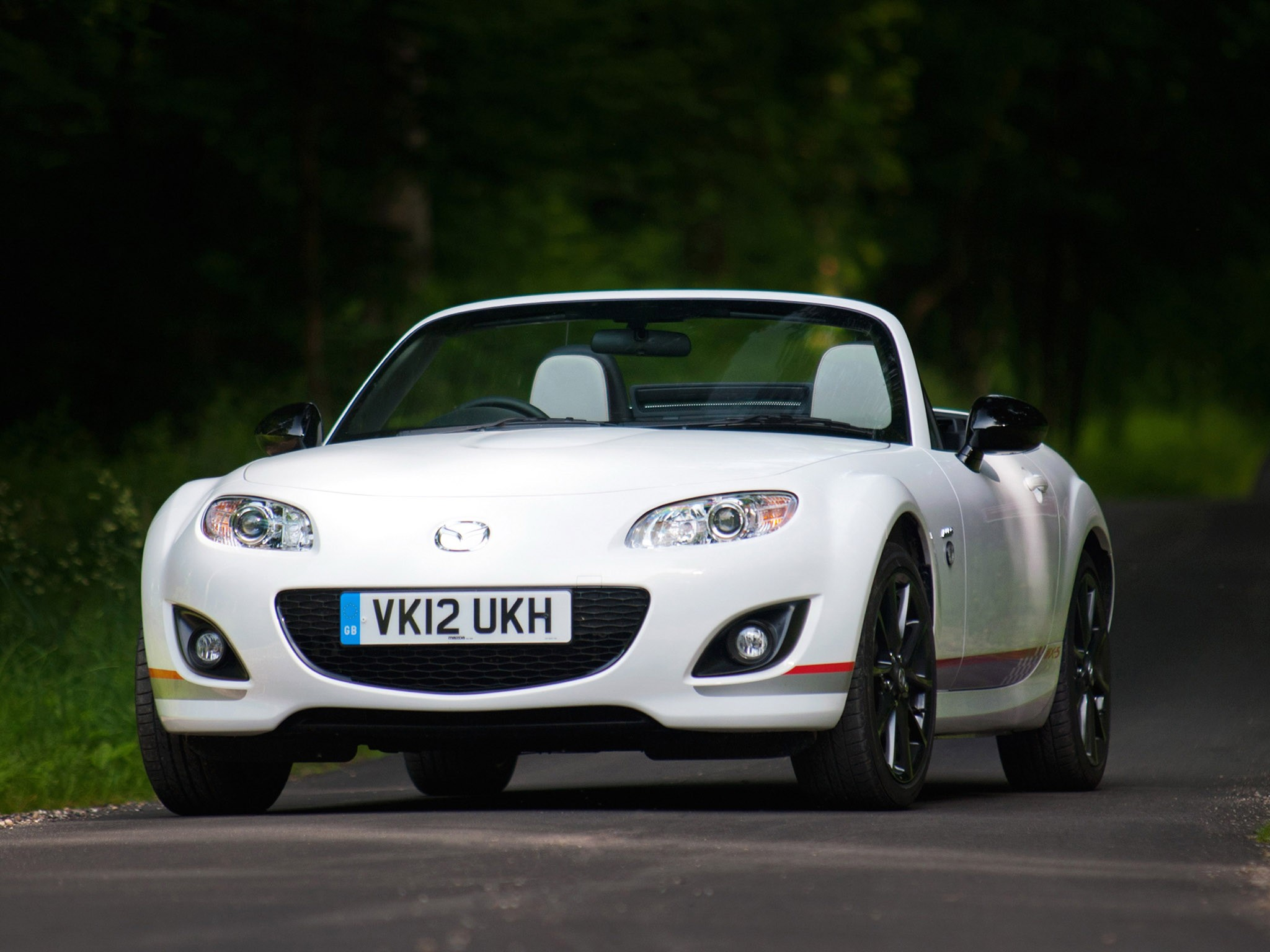 2012 Mazda MX5 Roadster Coupe Kuro NC UK