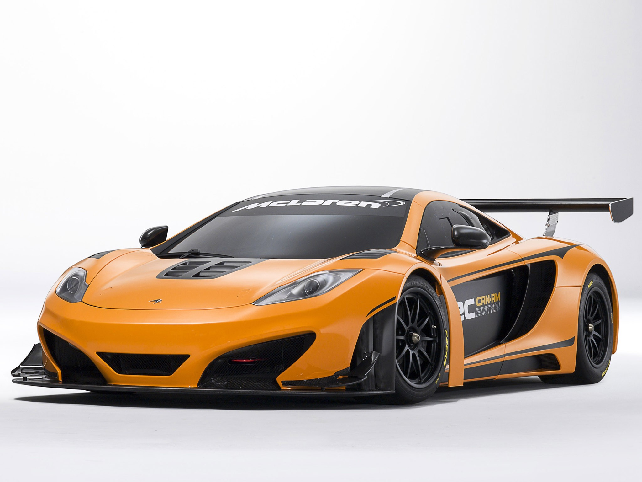 2012 Mclaren MP4 12c Can-AM Edition
